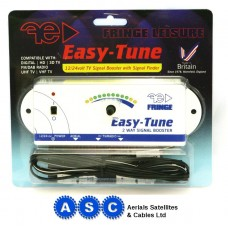 Fringe Easy Tune 2 Way TV Aerial Booster